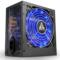 金河田 G5 额定500W 全模组电源 (LED风扇/主动式/智能温控/背线)产品图片1