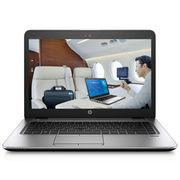 惠普 EliteBook 848 G3 14英寸商务超薄笔记本电脑(i7-6500U 8G 128G SSD+1T FHD Win10)银色