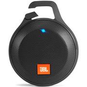 JBL Clip+ 音乐盒升级版 蓝牙便携音箱 音响 户外迷你小音响 音箱 防水设计 高保真无噪声通话 爵士黑