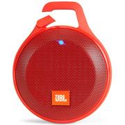 JBL Clip+ 音乐盒升级版 蓝牙便携音箱 音响 户外迷你小音响 音箱 防水设计 高保真无噪声通话 魂动红