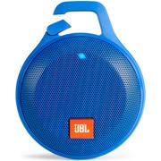 JBL Clip+ 音乐盒升级版 蓝牙便携音箱 音响 户外迷你小音响 音箱 防水设计 高保真无噪声通话 动感蓝