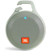 JBL Clip+ 音乐盒升级版 蓝牙便携音箱 音响 户外迷你小音响 音箱 防水设计 高保真无噪声通话 格调灰