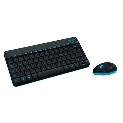 罗技 无线键鼠套装 MK245 Nano(黑色)产品图片2