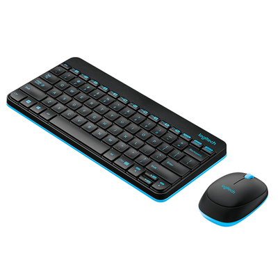罗技 无线键鼠套装 MK245 Nano(黑色)产品图片3