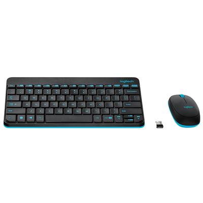 罗技 无线键鼠套装 MK245 Nano(黑色)产品图片4