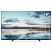 索尼 KD-49X6000D 49英寸 4K LED液晶电视(黑色)