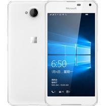 微软  Lumia 650 (RM-1154) 白色 移动联通双4G手机 双卡双待产品图片主图