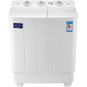 威力 XPB72-7218S 双杠半自动波轮洗衣机 7.2公斤