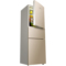 美菱 BCD-218WE3CX 218升 风冷无霜 电脑控温 节能静音 宽幅变温 时尚三门冰箱(金)产品图片3