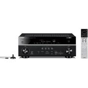 YAMAHA RX-V781 家庭影院 音响 7.2声道AV功放机 支持杜比全景声/DTS:X/蓝牙/wifi/前级输出 黑色