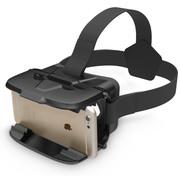 乐帆 LMJ5魔镜 虚拟现实VR头盔3D眼镜 手机便携式折叠智能穿戴设备
