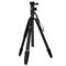 富图宝 X-5i 三脚架铝合金 反折 便携套装 旅行单反相机 专业三脚架产品图片1