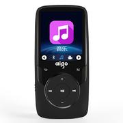 爱国者 数码播放器 MP3-102 运动蓝牙可扩展便携迷你高音质MP3音乐播放器 黑色