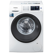 西门子  WS12U4600W 6.5公斤 变频 滚筒洗衣机 除菌 防过敏 全屏触摸 加速洗 节能洗(白色)