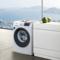西门子  WS12U4600W 6.5公斤 变频 滚筒洗衣机 除菌 防过敏 全屏触摸 加速洗 节能洗(白色)产品图片3