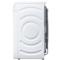 西门子  WS12U4600W 6.5公斤 变频 滚筒洗衣机 除菌 防过敏 全屏触摸 加速洗 节能洗(白色)产品图片4