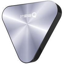 芒果tv 芒果嗨Q H5 全新金属风格 H.265真4K 高清网络电视机顶盒子 智能安卓播放器产品图片主图