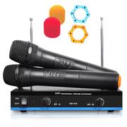 纽曼 NM-616   电脑麦克风话筒 无线麦克风扩音器唱吧麦克风KTV会议家用多媒体双手麦