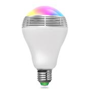 USHANDLE US-LV2010 LED灯泡家用节能灯泡智能音乐灯泡手机WIFI蓝牙无线智控多彩灯 智能音乐灯泡