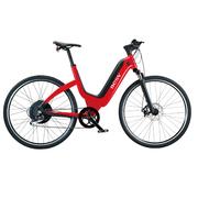 BESV 智慧动能自行车JS1 红色