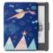 柏图 适配Kindle 558版保护套/壳 彩绘系列 全新Kindle电子书休眠皮套 萌逗飞龙产品图片1