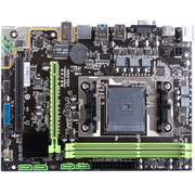 铭瑄 MS-A86FX 全固版 M.3 主板(AMD A68H/Socket FM2+)