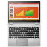 联想 YOGA710 11.6英寸触控笔记本 (7Y30 4G 256G SSD 全高清IPS 360°翻转 win10+正版office)银