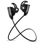 山水 i3 运动式 音乐蓝牙耳机 黑色