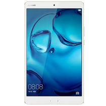 华为 平板 M3 8.4英寸 通话平板电脑(2560x1600 麒麟950 哈曼卡顿音效 4G/32G LTE)皓月银产品图片主图