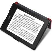 柏图 适配Kindle 1499版保护套/壳 Kindle Voyage 航行专用休眠皮套 折叠支架系列 西瓜红