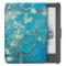 柏图 适配Kindle 558版保护套/壳 彩绘系列 全新Kindle电子书休眠皮套 梵高杏花产品图片1
