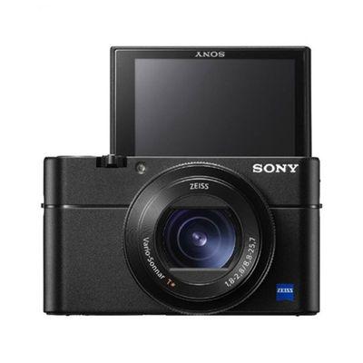 索尼 DSC-RX100 M5 黑卡数码相机 等效24-70mm F1.8-2.8蔡司镜头(WIFI/NFC)产品图片3