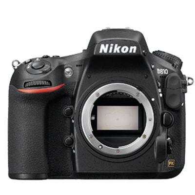 尼康 D810 全画幅单反相机(3709万/CMOS/51个对焦点)产品图片1