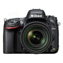 尼康 D610全画幅数码单反相机 搭配尼康24-120 f/4G VR镜头套装产品图片主图