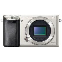 索尼 a6000/ILCE-6000 微单套装 银色(E18-200mm OSS LE)产品图片主图