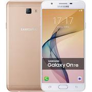 三星 2016版 Galaxy On7(G6100)32G 流沙金 全网通 4G手机 双卡双待