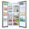 海尔 BCD-575WDGOU1 575升变频风冷无霜对开门冰箱 双变频高保湿抽屉双重杀菌系统新国标一级 米黄色产品图片3