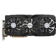 微星 GTX 1060 6G DUKE 闇黑龙爵 192BIT 6GB  GDDR5 PCI-E 3.0 显卡