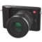 小蚁 微单相机双镜套装黑色 型号M1 双镜头12-40mmF3.5-5.6, 42.5mmF1.8套装 可换镜头式智能相机产品图片1