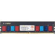 全何  DDR4 2400 8GB 台式机內存 彩条
