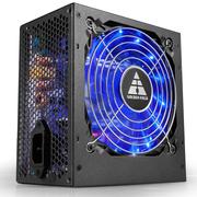 金河田 G4 额定400W 全模组电源 (LED风扇/主动式/智能温控/背线)