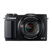 佳能 G1 X 数码相机 黑色(1430万像素 3英寸可旋转液晶屏 4倍光学变焦 28mm广角)