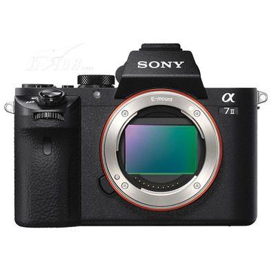 索尼 ILCE-7M2 A7 2 A72 全画幅单反相机(单机身)产品图片1