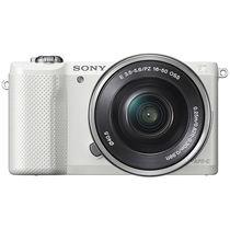 索尼 ILCE-5000L/α5000 微单单镜套机 白色(E PZ 16-50mm F3.5-5.6 OSS)产品图片主图