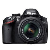 尼康 D3200 单反机身(入门级单反 2416万像素 3英寸高清屏 连拍4张/秒)产品图片主图