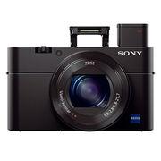 索尼 RX100M4 数码相机(2010万像素 3英寸液晶屏 2.9倍光学变焦 WiFi传输 NFC模块)