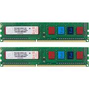 全何  DDR3 1600 8GB(4GBx2) 台式机內存 彩条