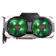 万丽 GTX1060-3G5嗜血 1531MHz-1746MHz/8008MHz 192Bit DDR5 PCI-E显卡风扇负载LED灯