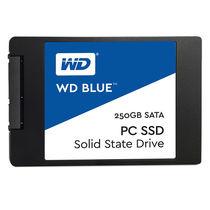 西部数据  Blue系列 250G 固态硬盘(S250G1B0A)产品图片主图
