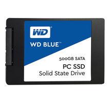 西部数据  Blue系列 500G 固态硬盘(S500G1B0A)产品图片主图